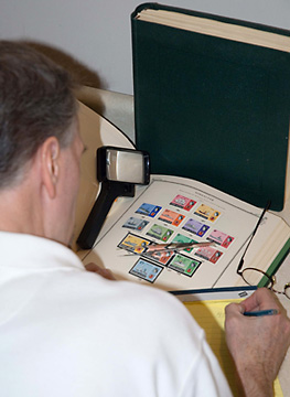 Professional Stamp Appraisals